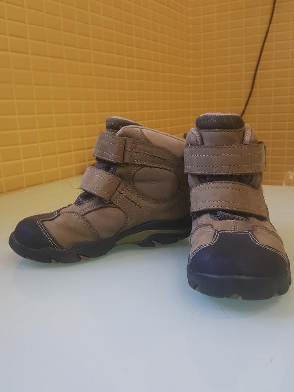 Зимние детские ботинки richter  original - Фото 3