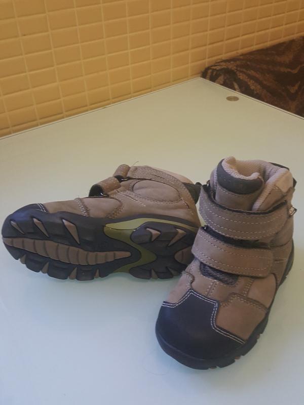 Зимние детские ботинки richter  original - Фото 5