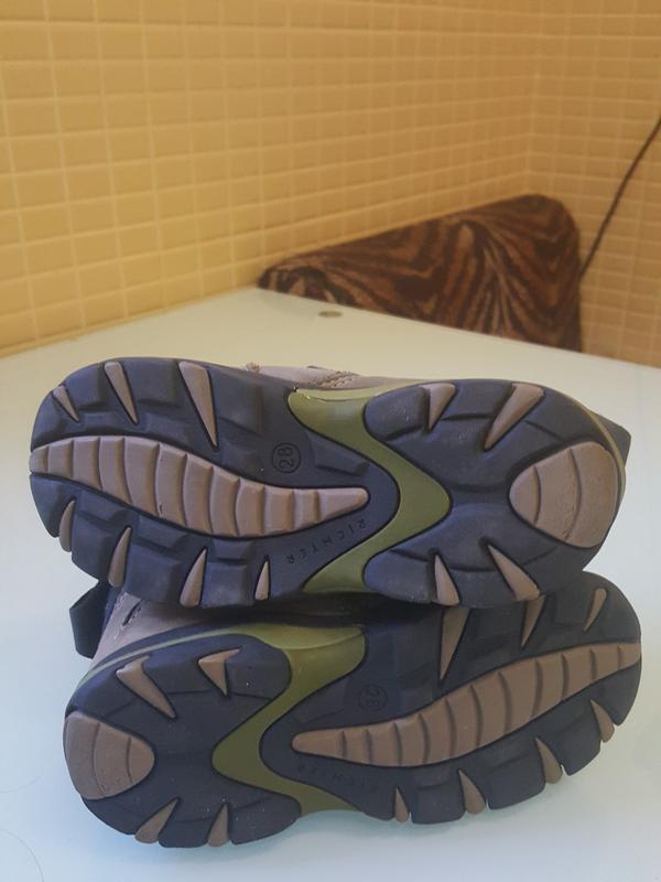 Зимние детские ботинки richter  original - Фото 8