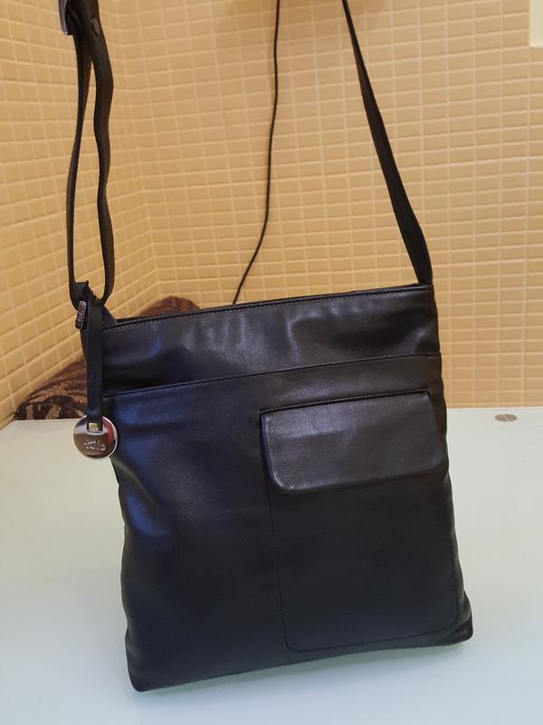 Женская кожаная сумка tula