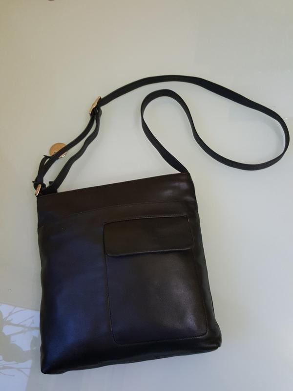Женская кожаная сумка tula - Фото 3