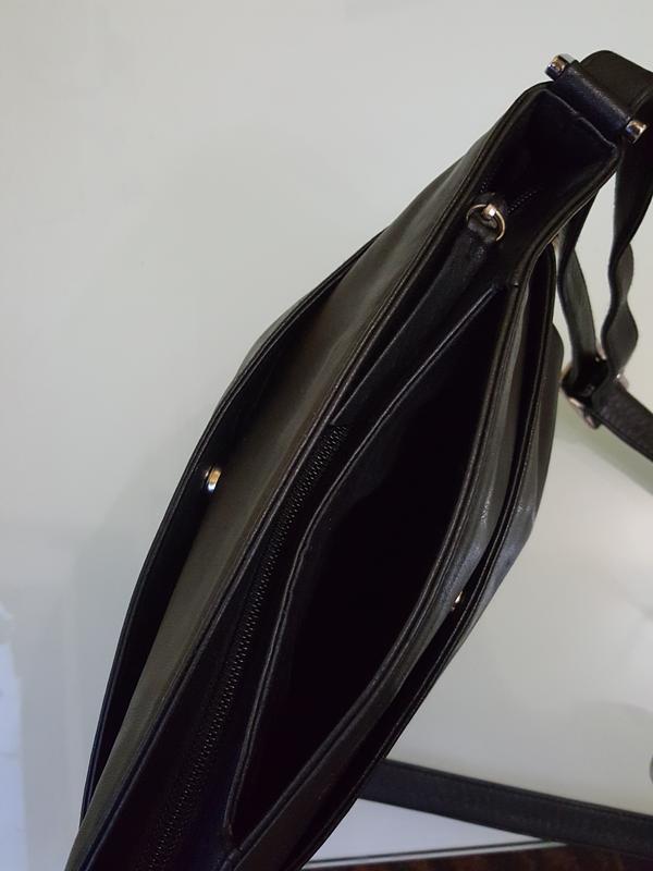 Женская кожаная сумка tula - Фото 6