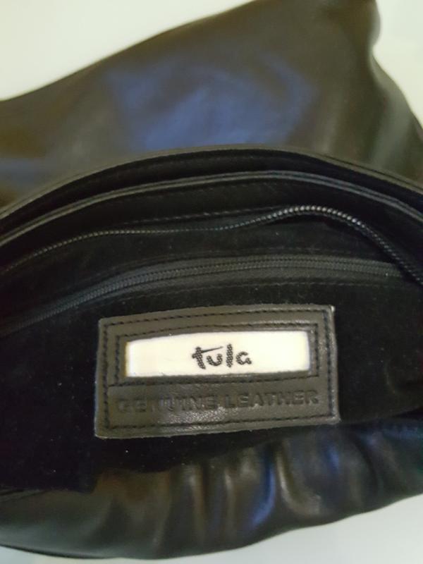 Женская кожаная сумка tula - Фото 9