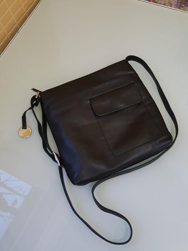 Женская кожаная сумка tula - Фото 10