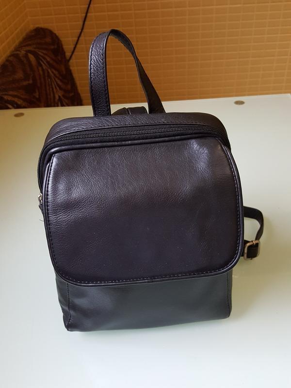Стильный женский рюкзачок - Фото 3