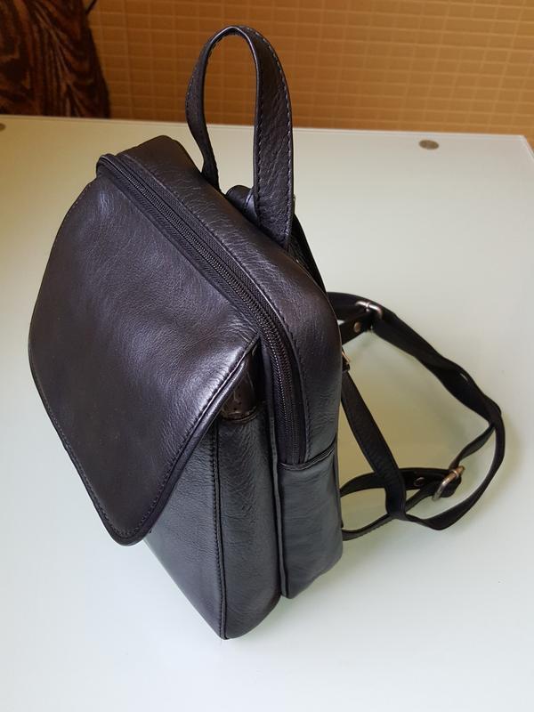 Стильный женский рюкзачок - Фото 5