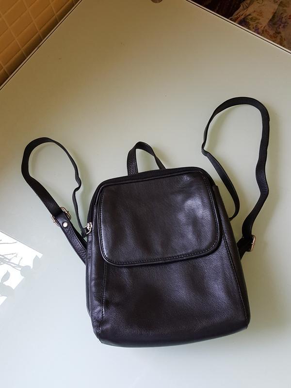 Стильный женский рюкзачок - Фото 9
