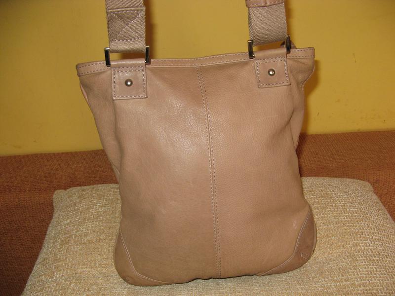 Модная женская сумка osprey кожа - Фото 2