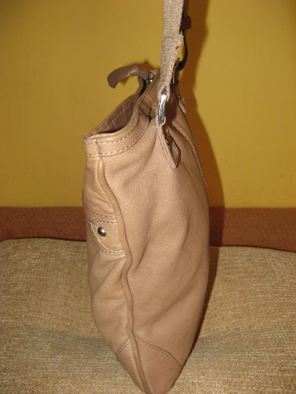 Модная женская сумка osprey кожа - Фото 3