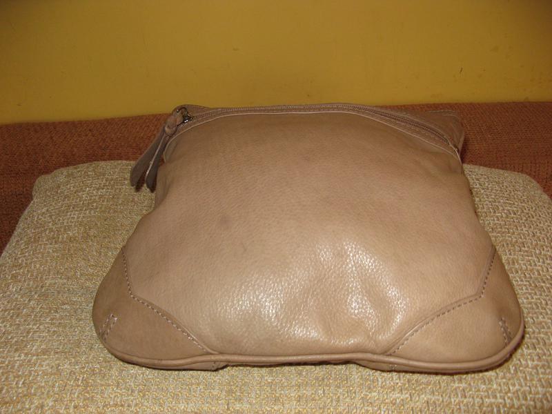 Модная женская сумка osprey кожа - Фото 4