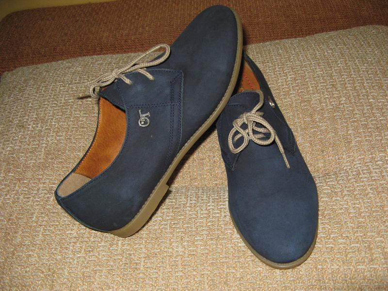 Модные женские туфли otteya кожа - Фото 4