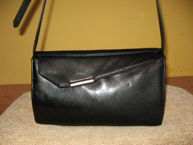 Стильная женская сумка borella кожа