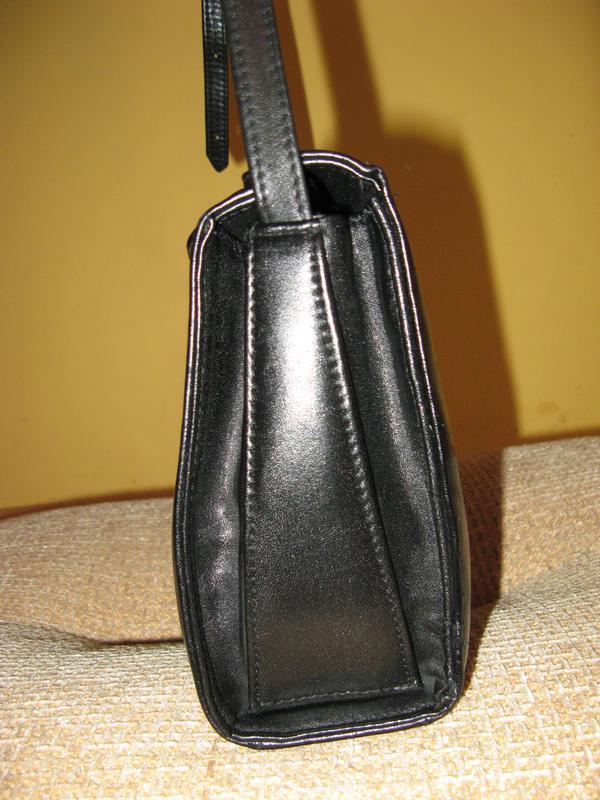 Стильная женская сумка borella кожа - Фото 3