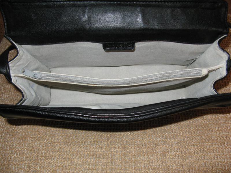 Стильная женская сумка borella кожа - Фото 5