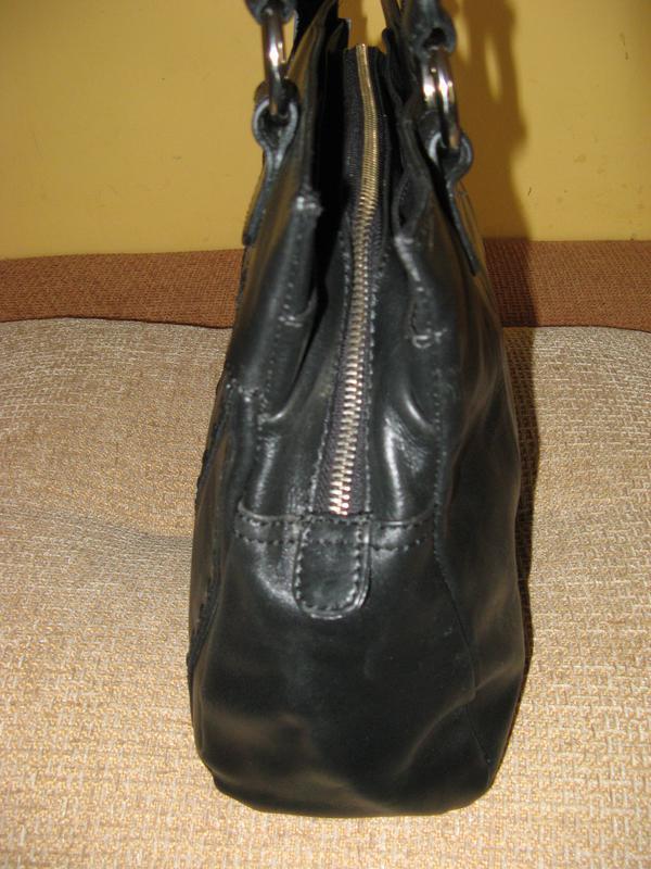 Стильная женская сумка m&s кожа - Фото 3