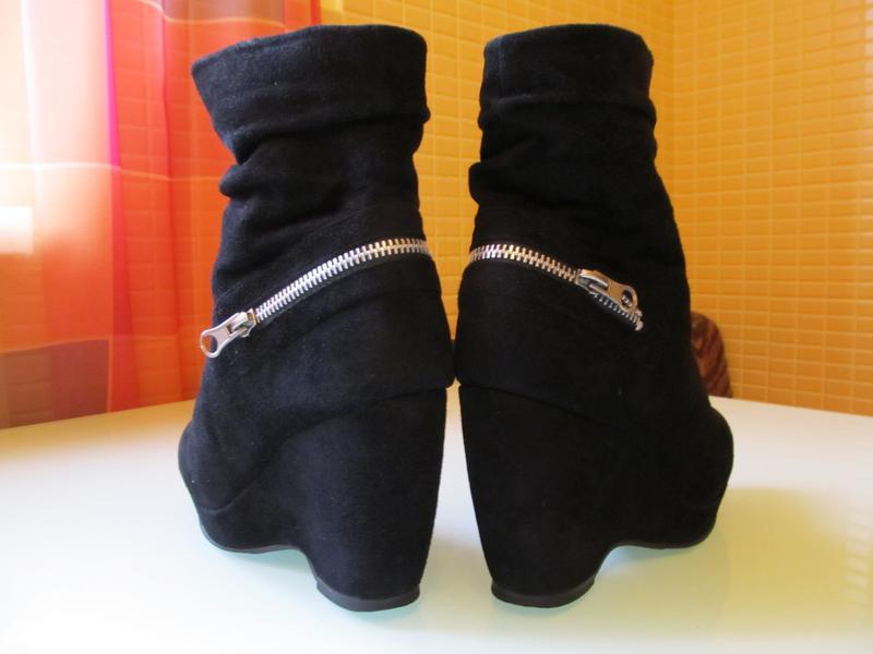 Женские ботинки gina - Фото 2