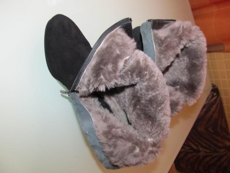 Женские ботинки gina - Фото 4