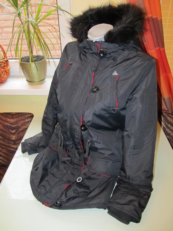 Стильная куртка brave soul