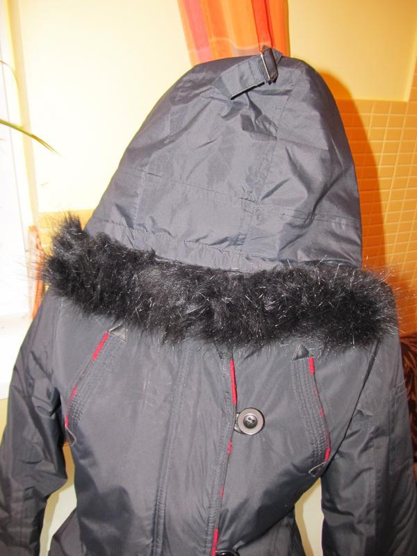 Стильная куртка brave soul - Фото 5
