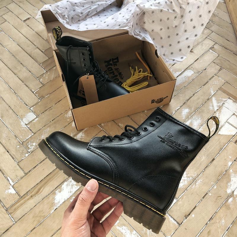 Ботинки , натуральная кожа, с 36 по 45 - Фото 3