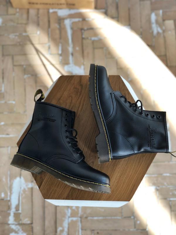 Ботинки , натуральная кожа, с 36 по 45 - Фото 4