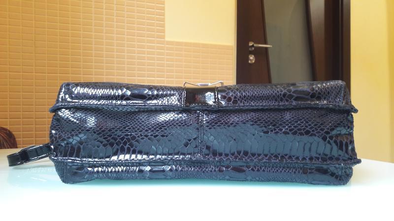Стильная сумка из экокожи lydc - Фото 3