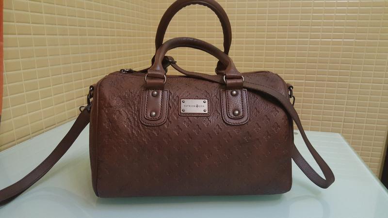 Модная женская сумка patrick cox