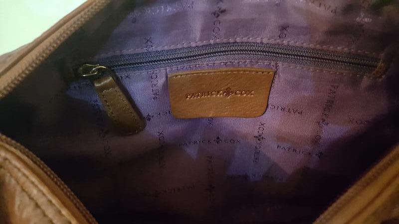 Модная женская сумка patrick cox - Фото 5
