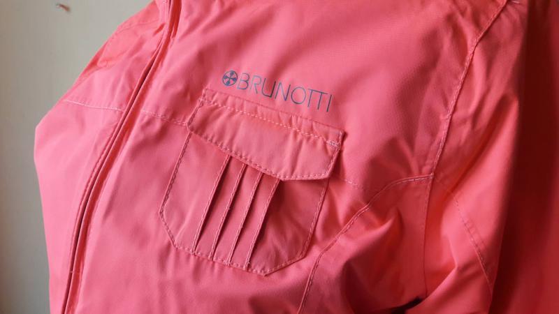 Яркая куртка brunotti - Фото 3
