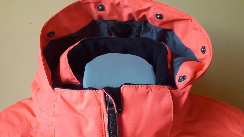 Яркая куртка brunotti - Фото 4