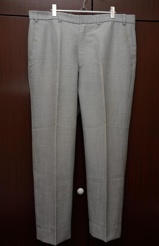 Мужские классические брюки р. 36(52) состояние новых