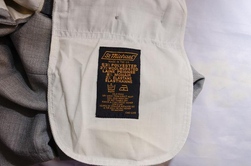 Мужские классические брюки р. 36(52) состояние новых - Фото 3