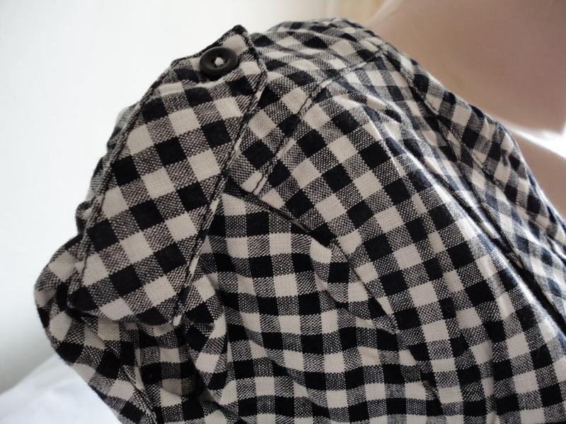 Очень прикольное платье в модную клетку mexx - Фото 7