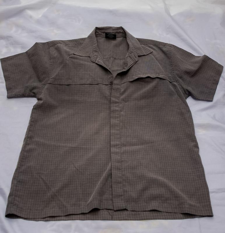 Мужская рубашка в мелкую клетку originals - Фото 2