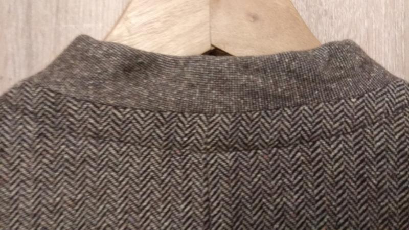 Модный крутой твидовый пиджак бренда kookai - Фото 6