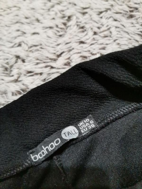 Брюки , штаны для высоких, boohoo tall - Фото 6
