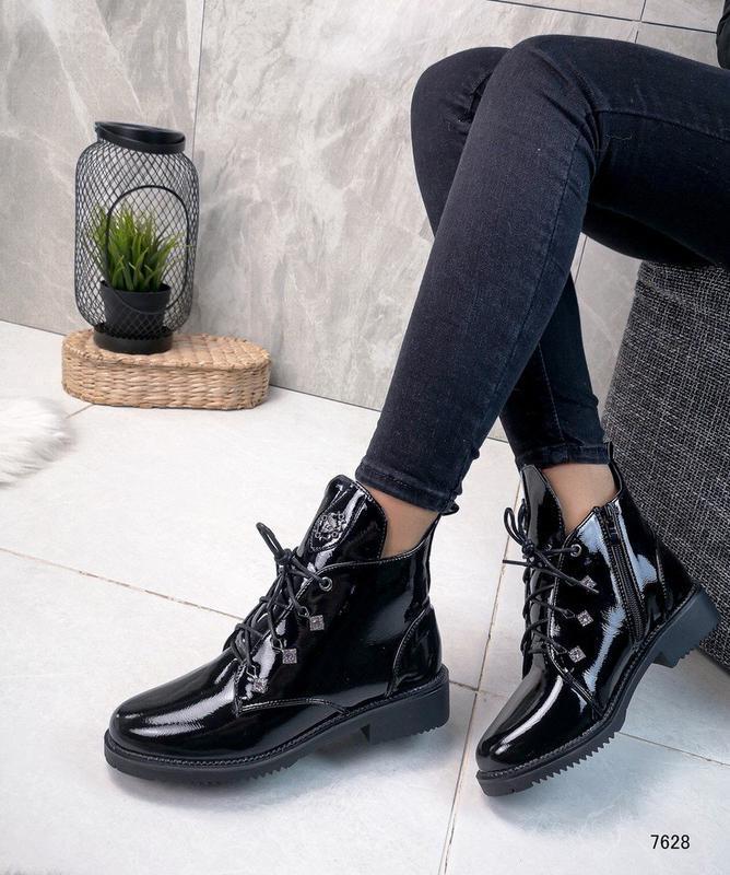Женские деми ботинки - Фото 3