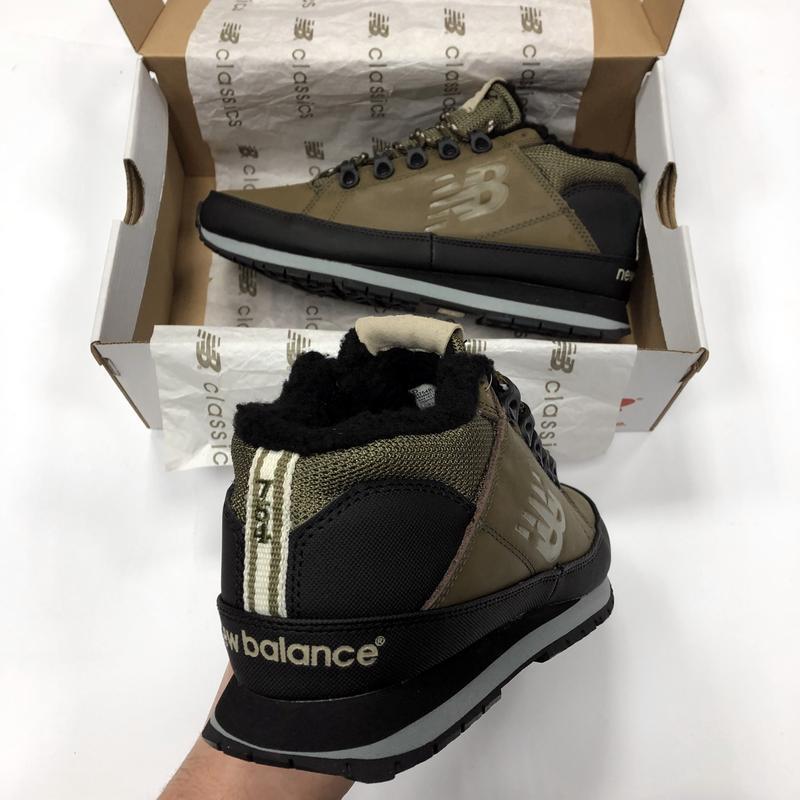 Мужские зимние кроссовки new balance сша!  c 40 по 45 размер - Фото 3