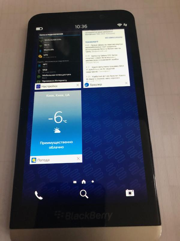 Blackberry Z30 - Фото 5