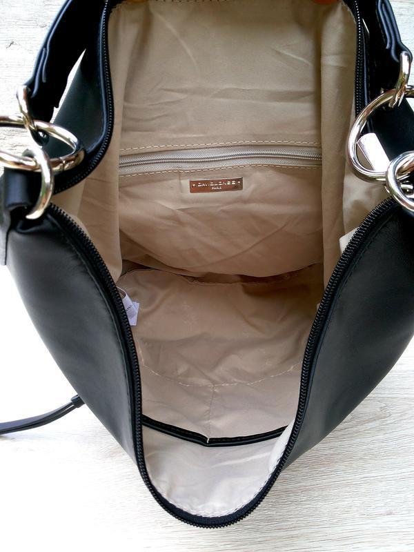 David jones paris стильная вместительная и практичная сумка от... - Фото 9