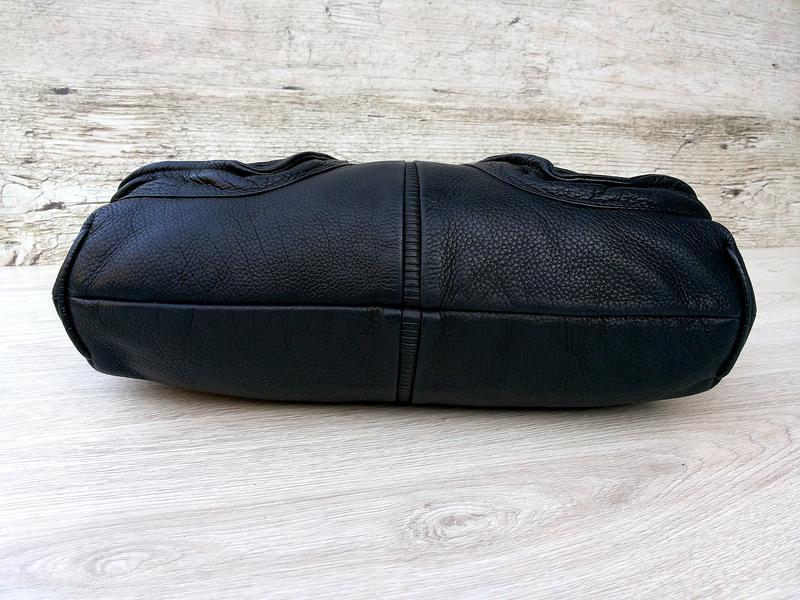 Radley кожаная сумка номерная (англия) 100% оригинал 100% нату... - Фото 7