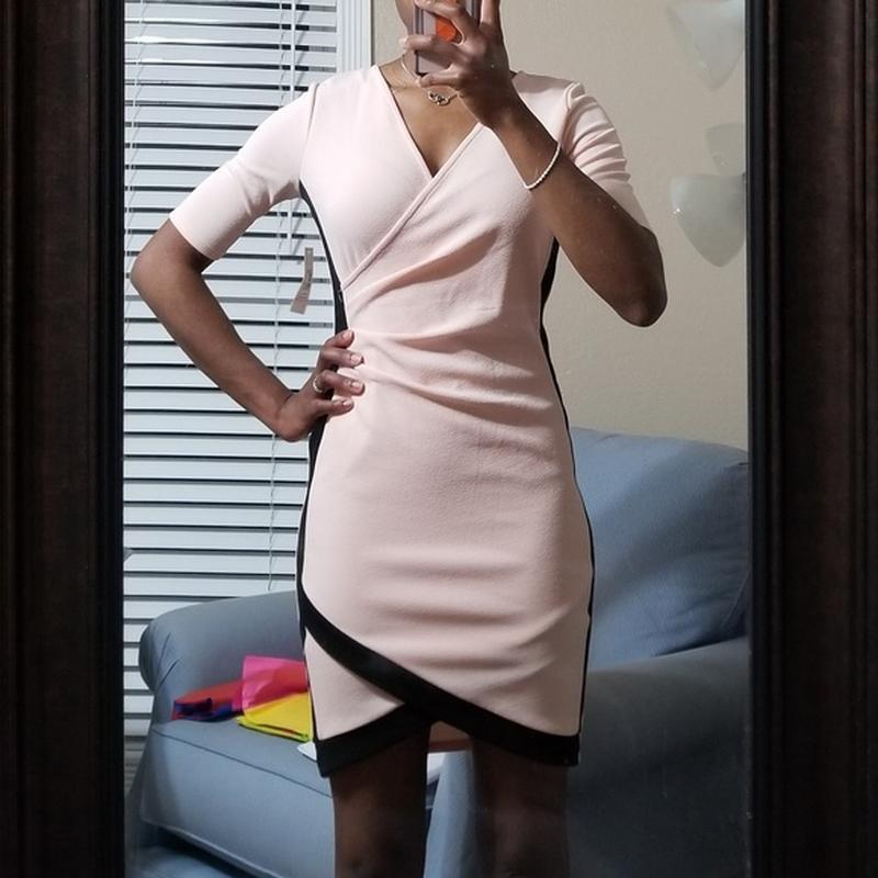 Стильное платье nobo