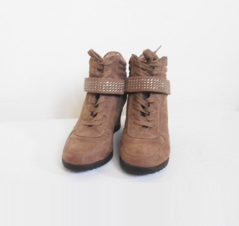 Ботинки сникерсы - Фото 2