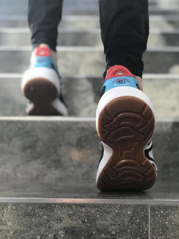 Мужские кроссовки fila mindbreaker - Фото 4