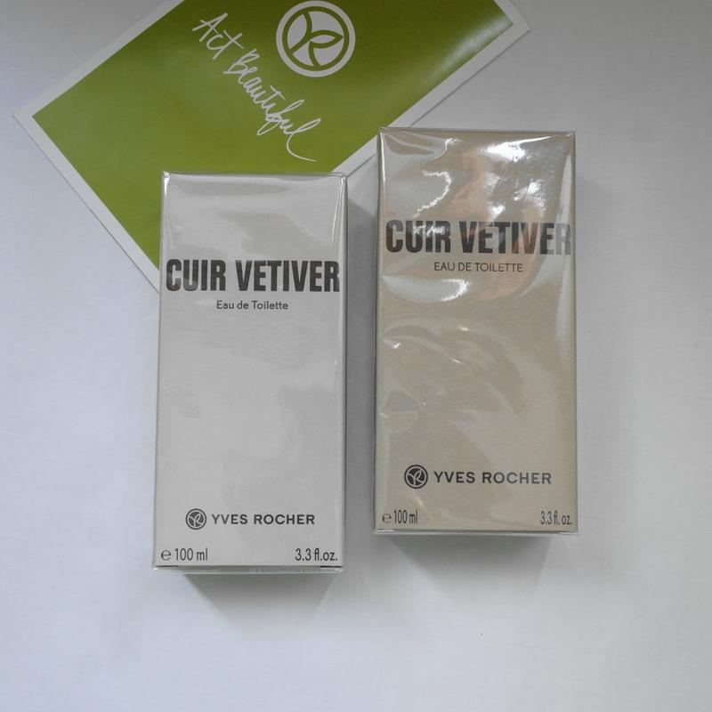 Cuir vetiver-100 мл-кюр ветивер-туалетная вода мужская ив роше