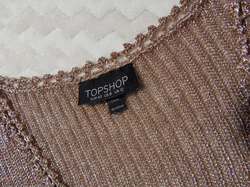 Топ футболка майка topshop - Фото 4