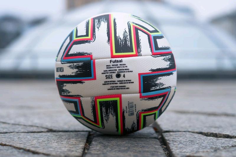 Футзальный мяч Adidas Euro 2020 - Фото 2