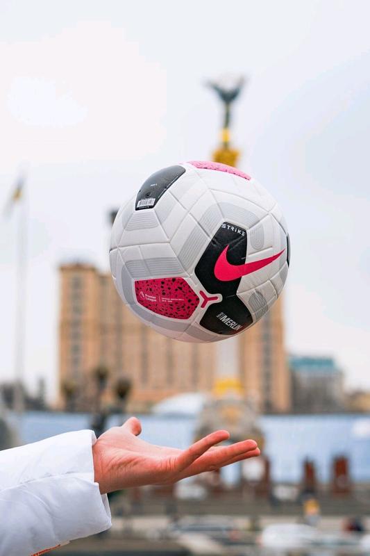 Мяч Nike Merlin 2019 - Фото 2