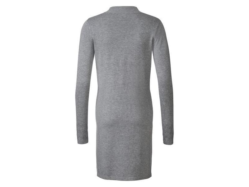 Элегантное стильное трикотажное платье р.евро 44 46 l esmara г... - Фото 3