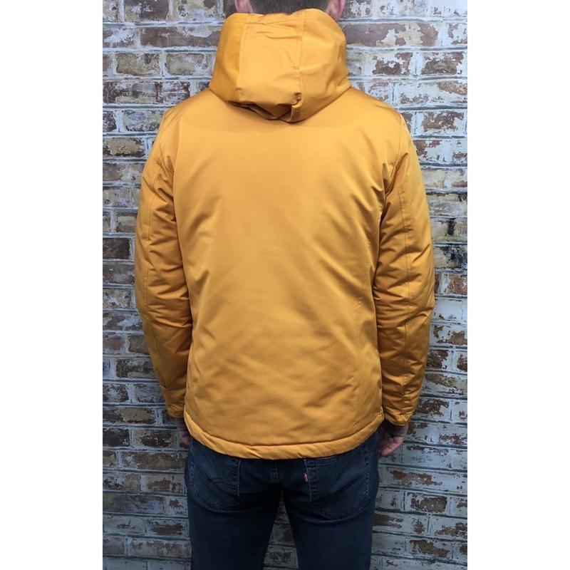 Куртка мужская демисезонная fr 8810-7 желтая - Фото 2